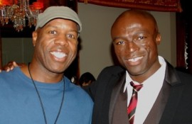 Tony and Seal